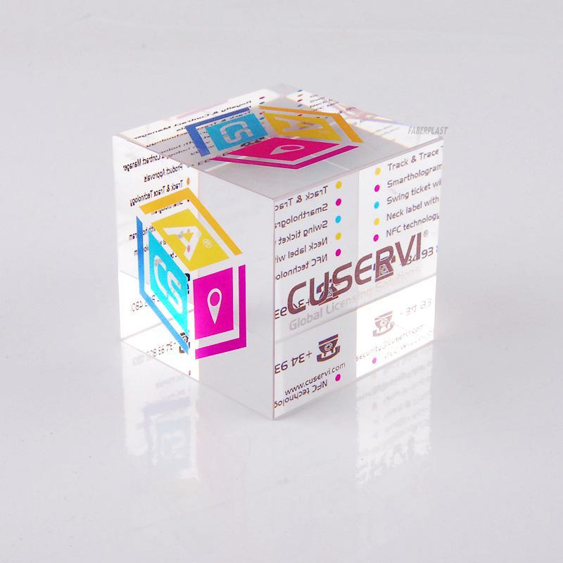 Cubo Personalizado