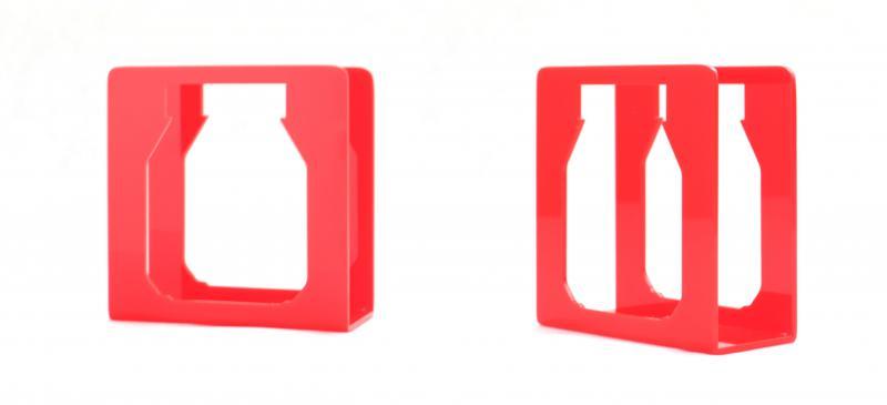 Porta guardanapo com logo